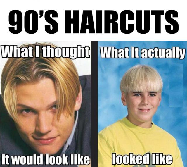 Bowl haircuts suck - meme
