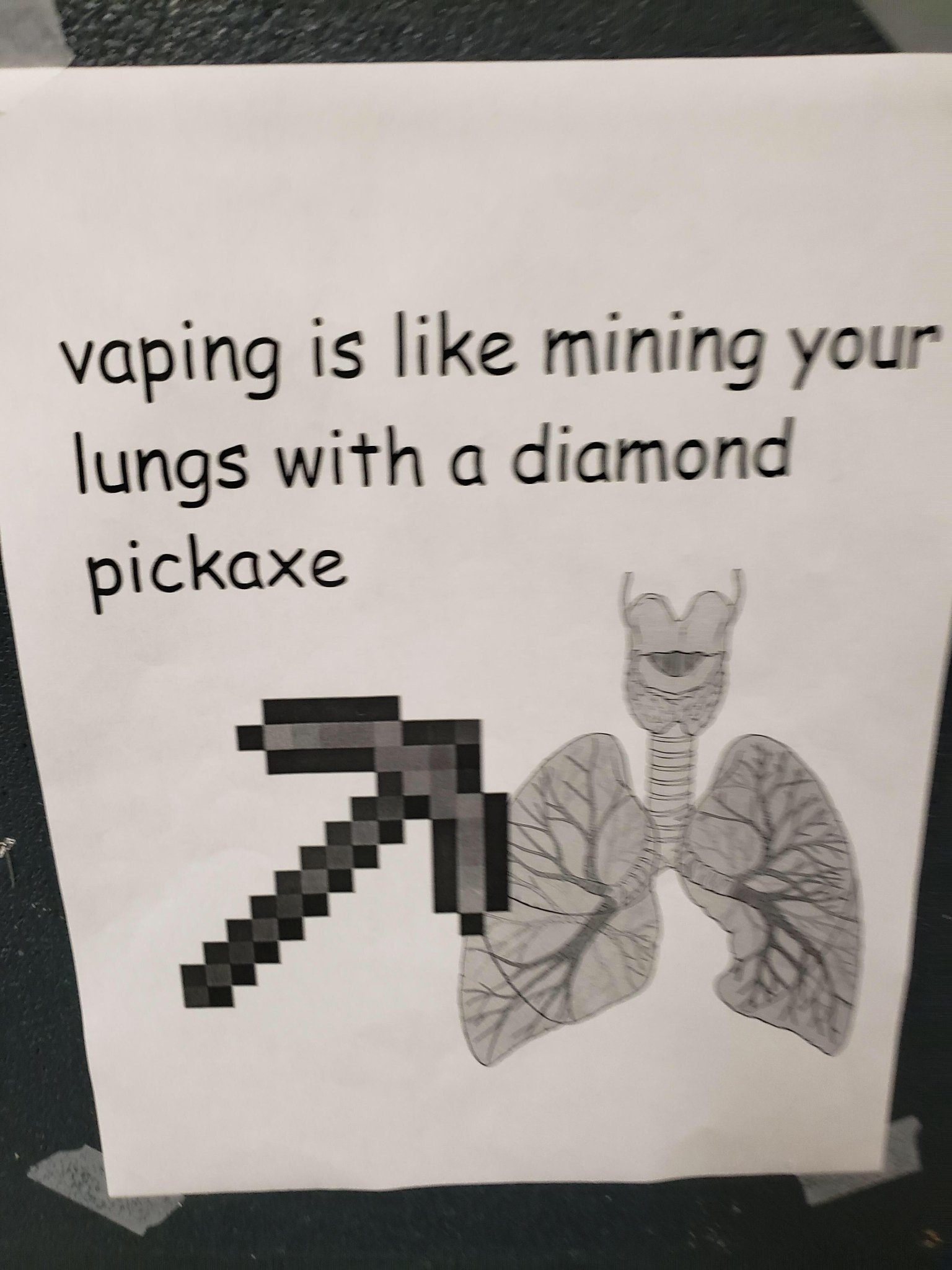 Don't Vape Kids... - meme