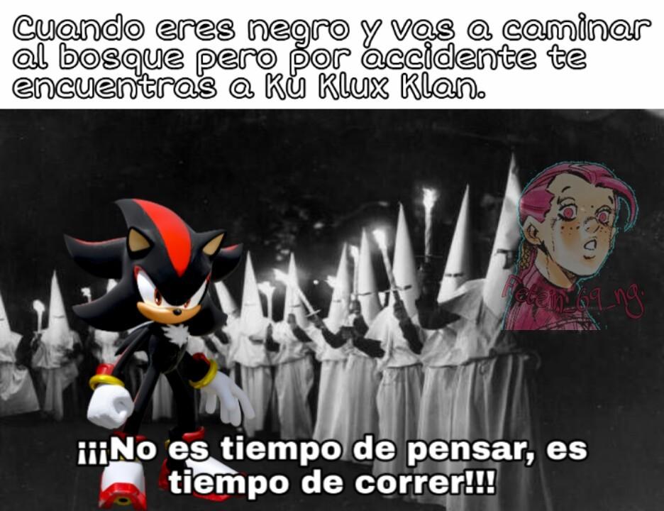 Ku Klux Klan. - meme