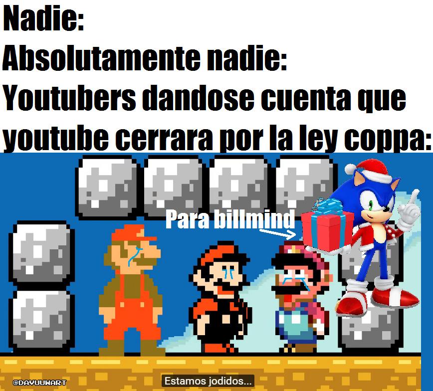 Youtube siempre,en nuestros corazones estaras  :,c - meme