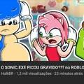 Sonic gravido foda se