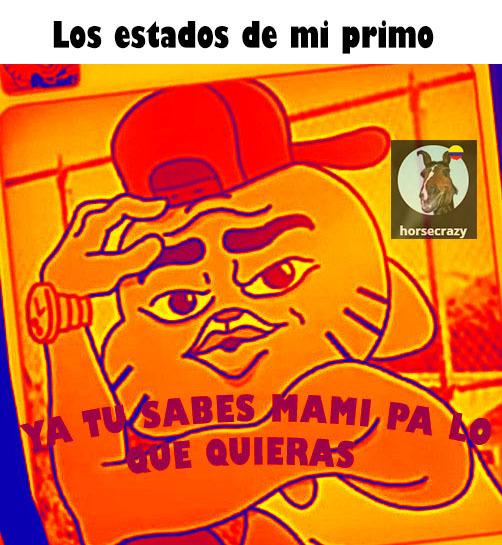 Redency fachero - meme