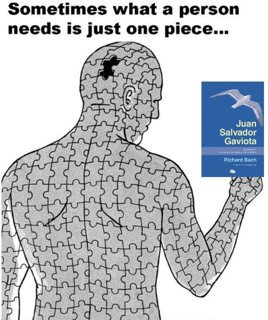 Contexto: Un libro que trata los problemas de la sociedad de forma MUY inteligente e interesante, muy bueno, pero como nadie lo conoce va a ser un aceptado imposible - meme