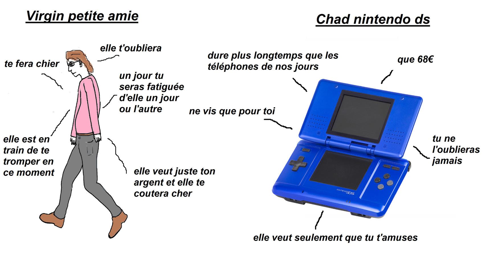Nintendo DS > all - meme