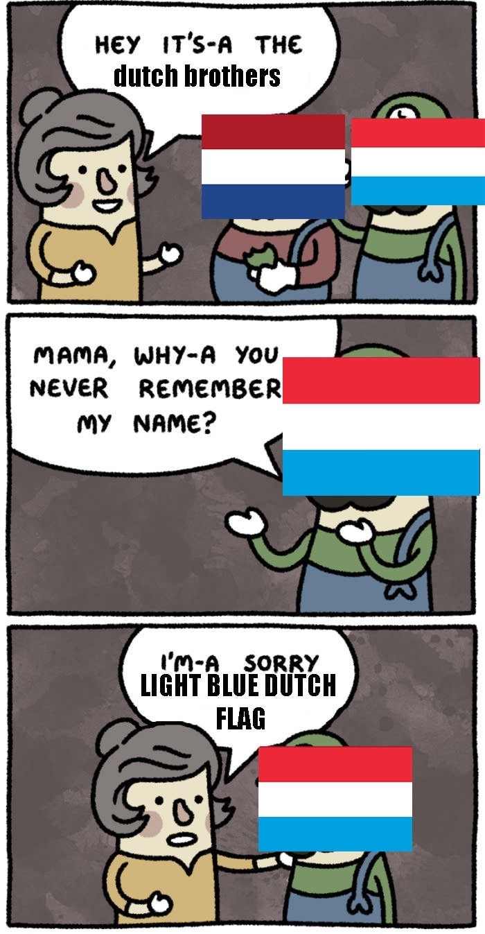 im from the netherlands - meme