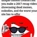 Anyone enjoy youtube rewind ?