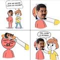 No soy venezolano, pero espero que algún día se libren de él...