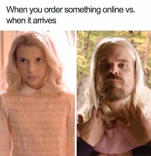 damn Wish.com! - meme