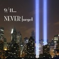 Always honor the fallen