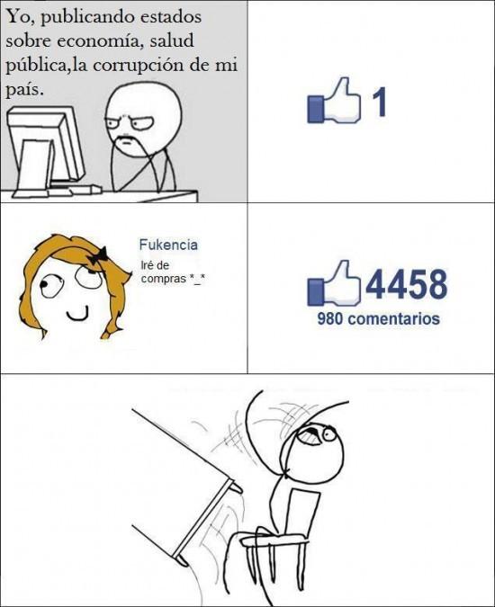 Alguien se acuerda de facebook - meme