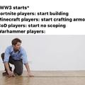 war, war must always be measured