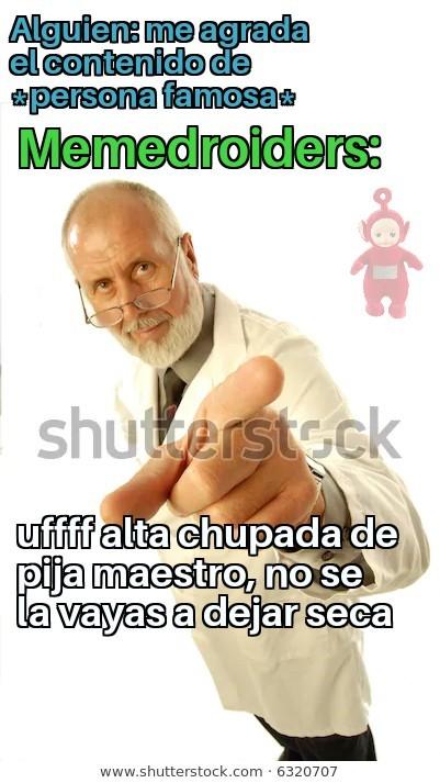 chupapijas eran los de jcc con spongebobpurpura - meme
