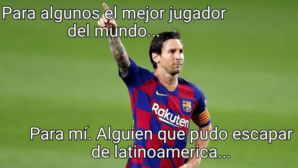 Vamo Messi! - meme
