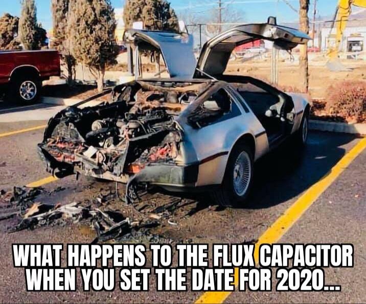 Flux 2020 - meme