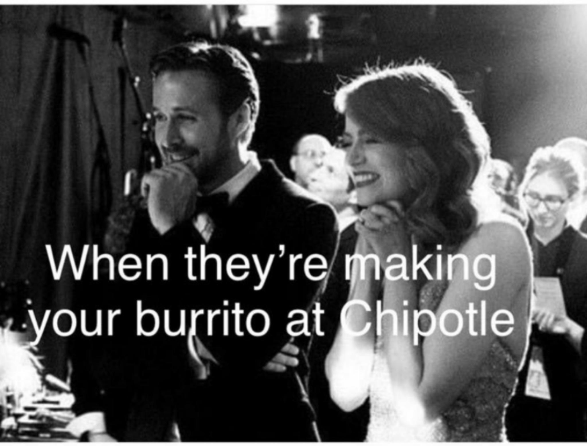Burritos - meme