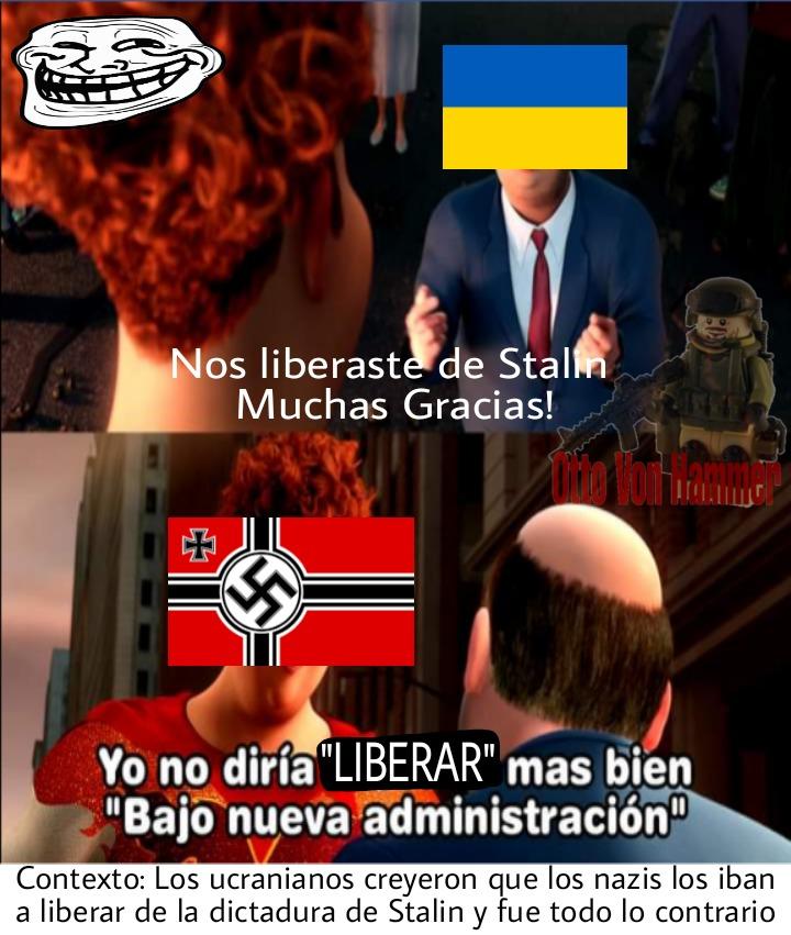 Frente oriental ww2 - meme
