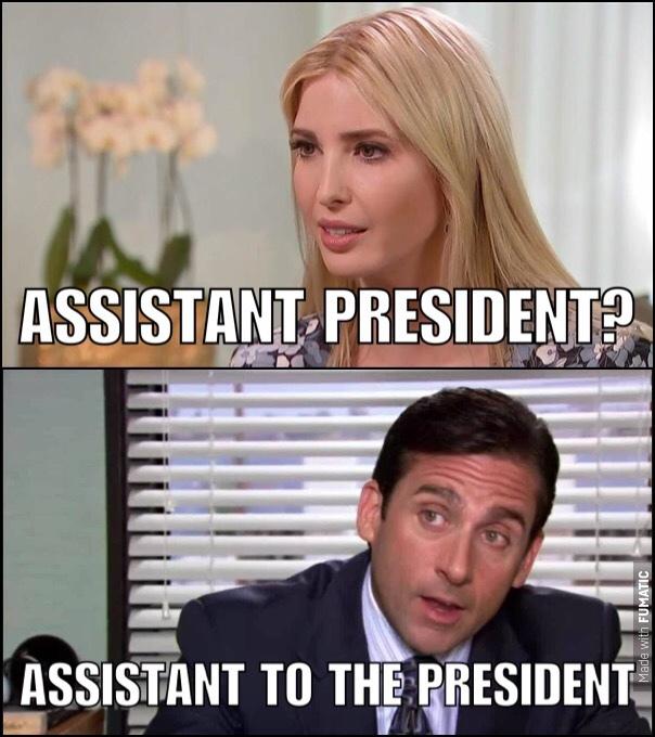 Assistant - meme