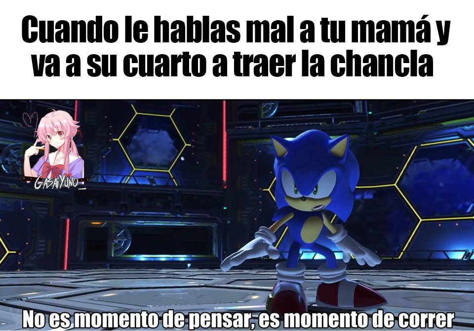 A correr! - meme