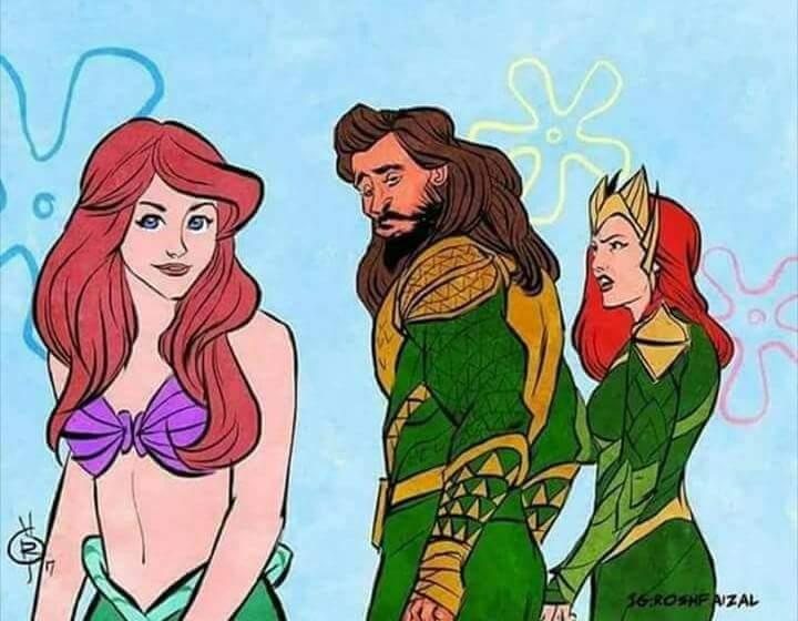 Aquaman - meme