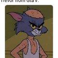 Trevor from GTA V