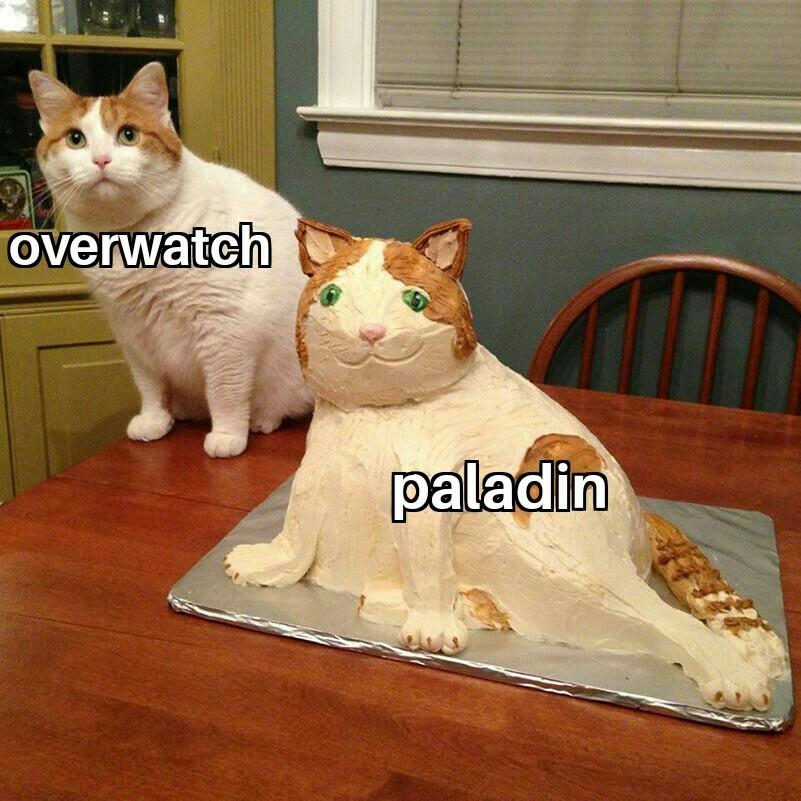 Le plagiat - meme