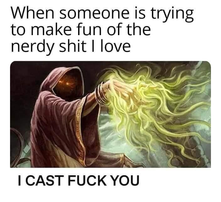 Die nonbeliver - meme