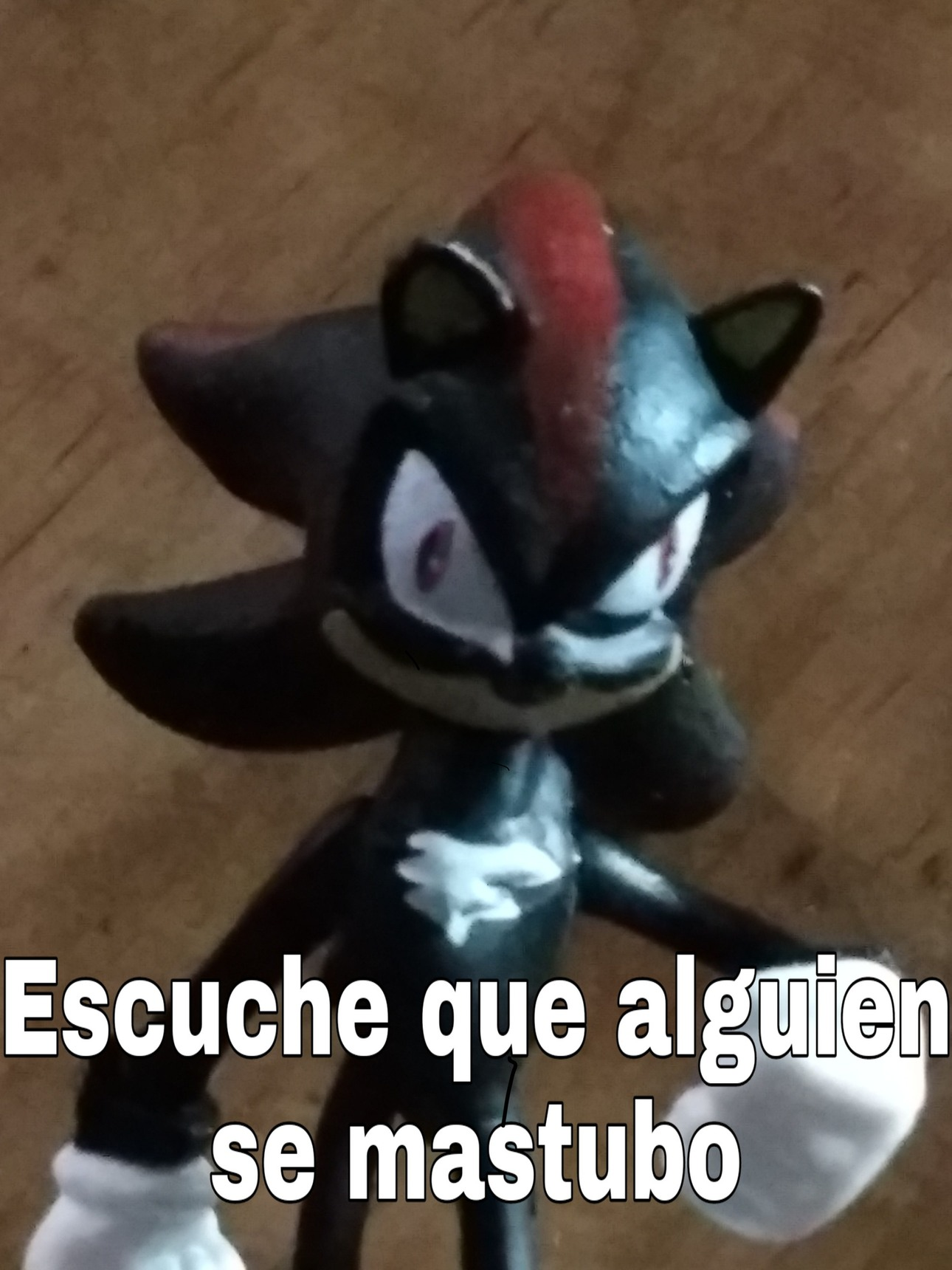 Shadow deforme - meme