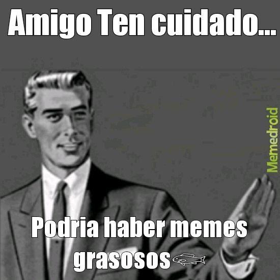 Cuidado(I.N.O) - meme