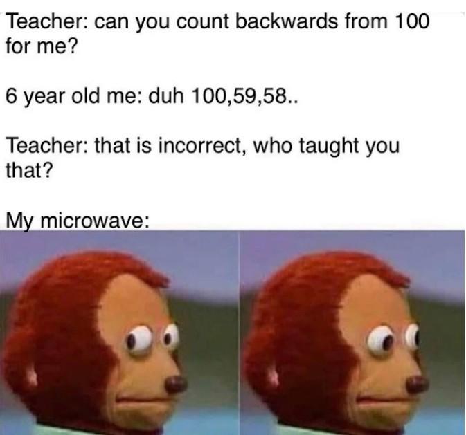 Microwave gang - meme