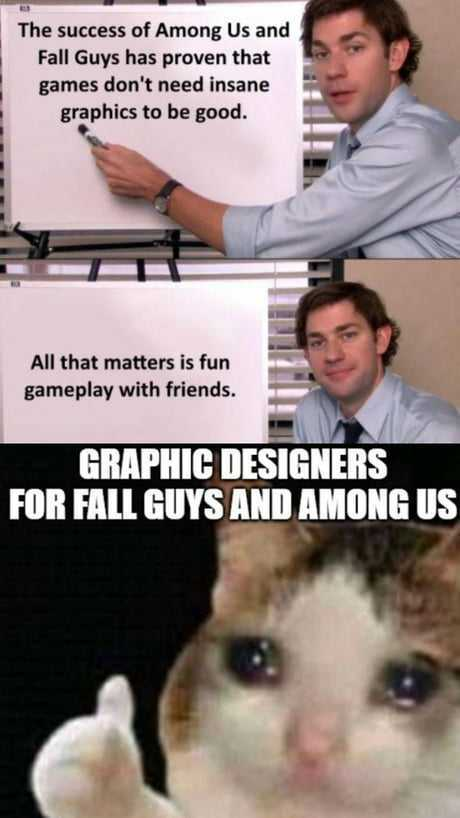 """En vrai je préfère de loins ce genre de jeux à """"Faurtnïte"""" - meme"""
