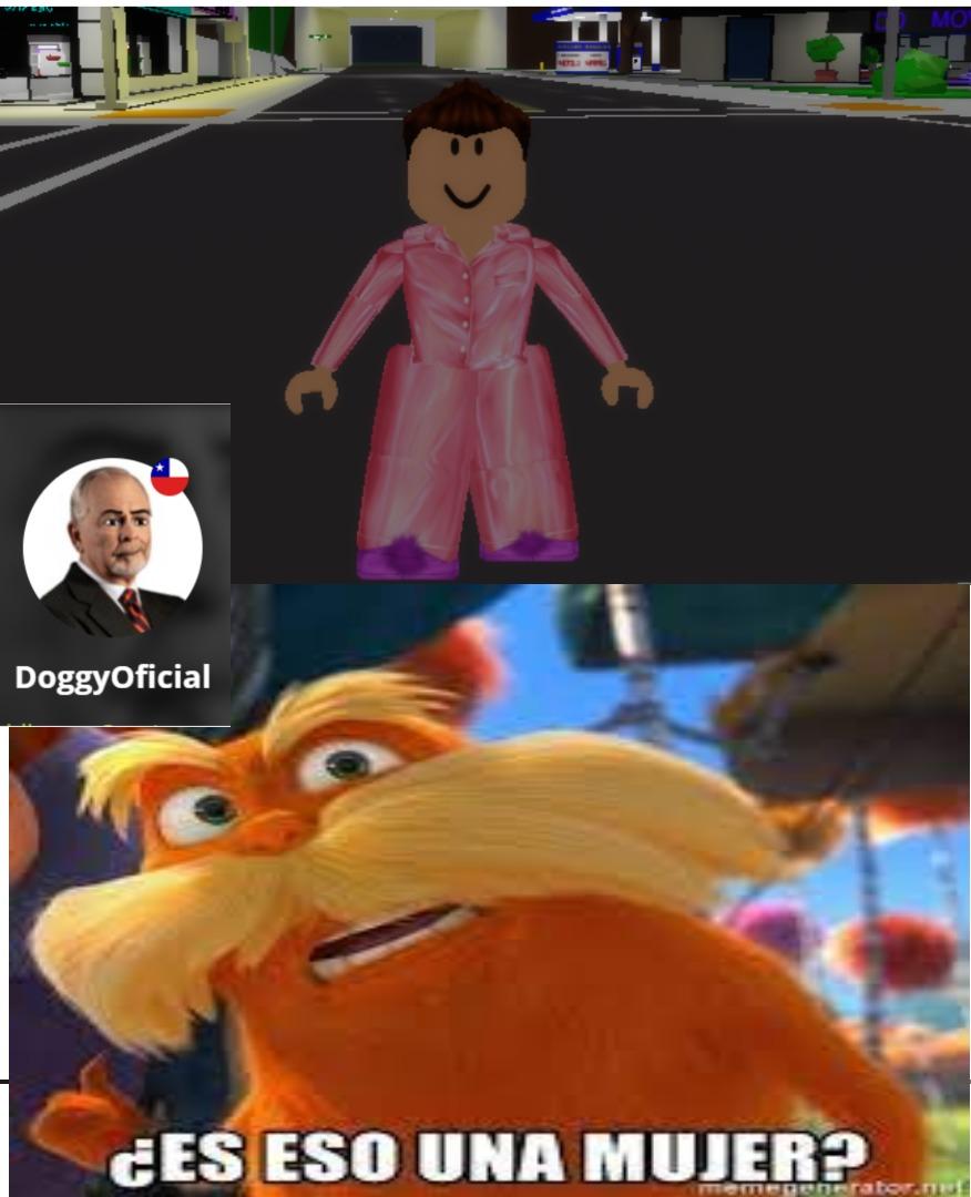 Si, esos típicos avatares de mierda de cagadablox - meme