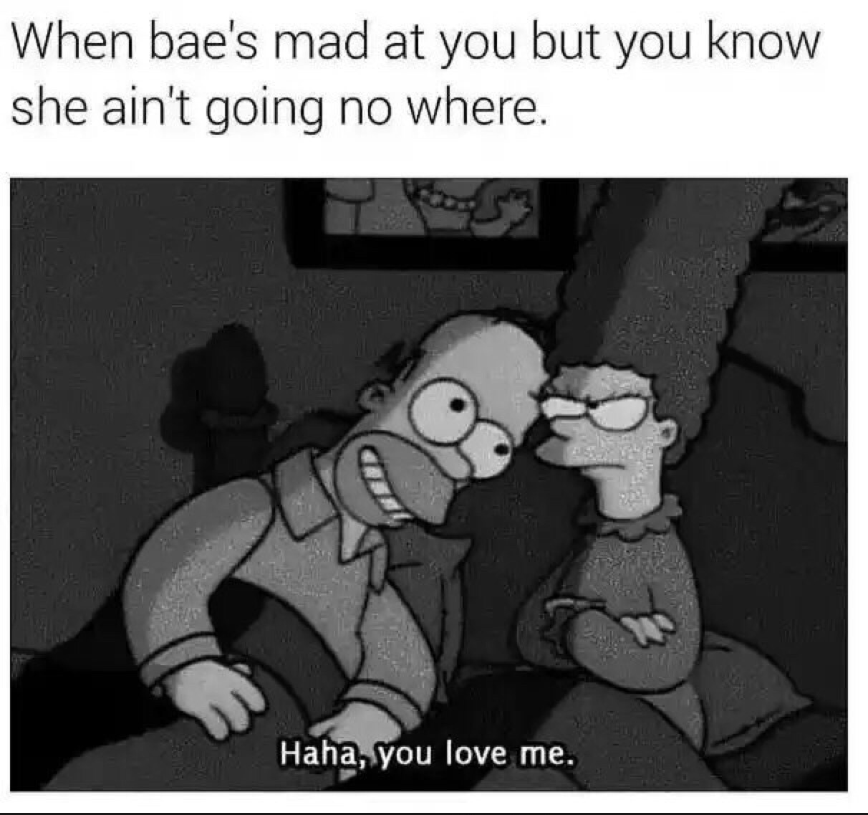 Happy wife is a happy life - meme