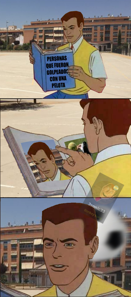 pelota - meme