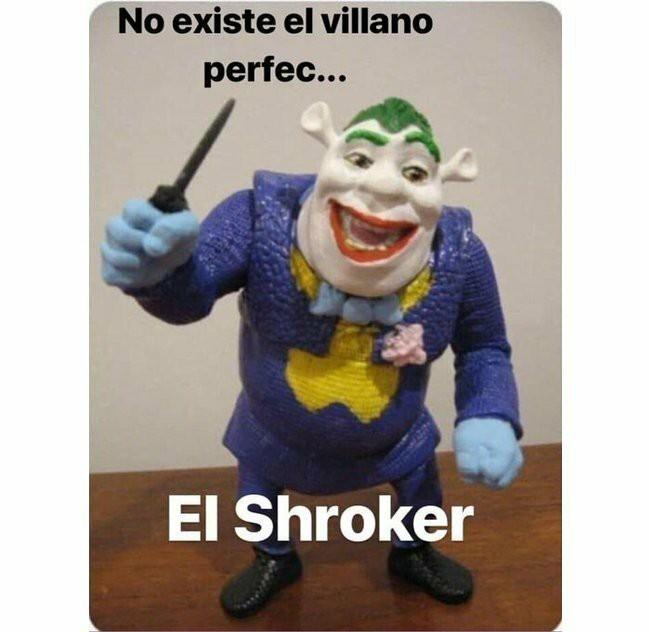 el shroker - meme