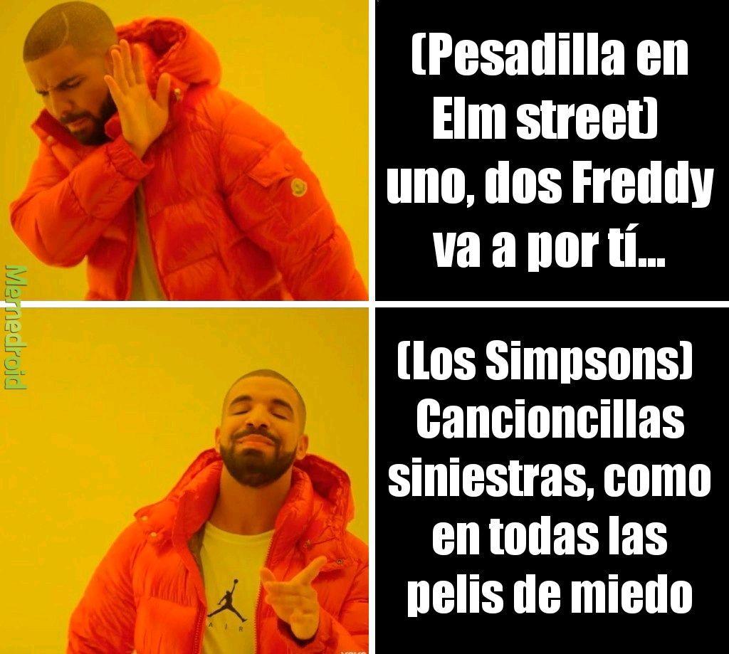 Canciones - meme