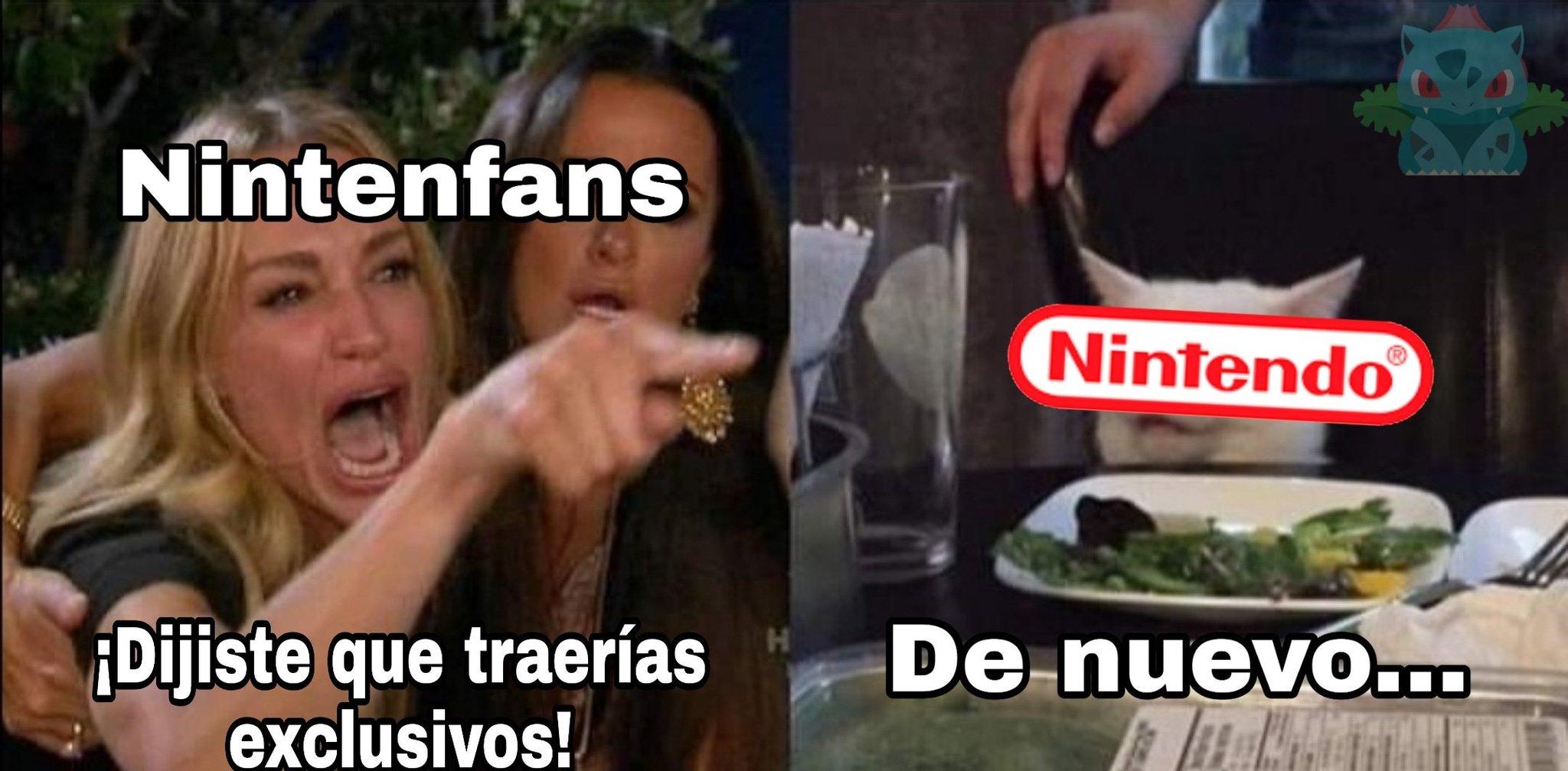 ¿Por qué todos los reales de Nintendo terminan en DELUXE? - meme