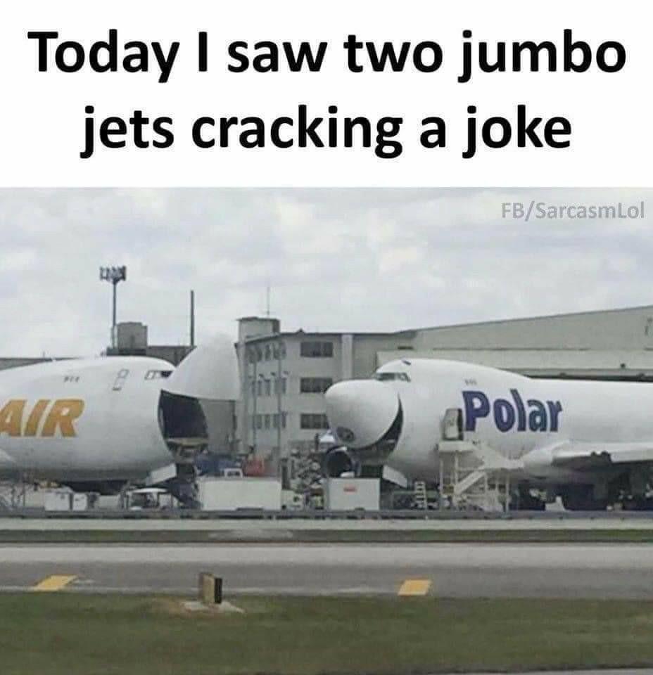 Plane funny - meme