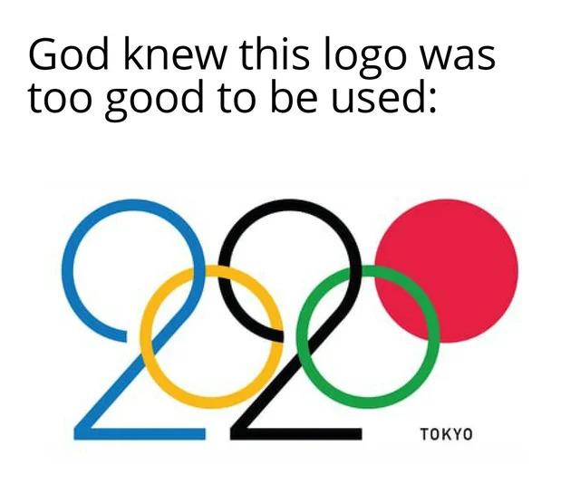 2020 Olympics - meme