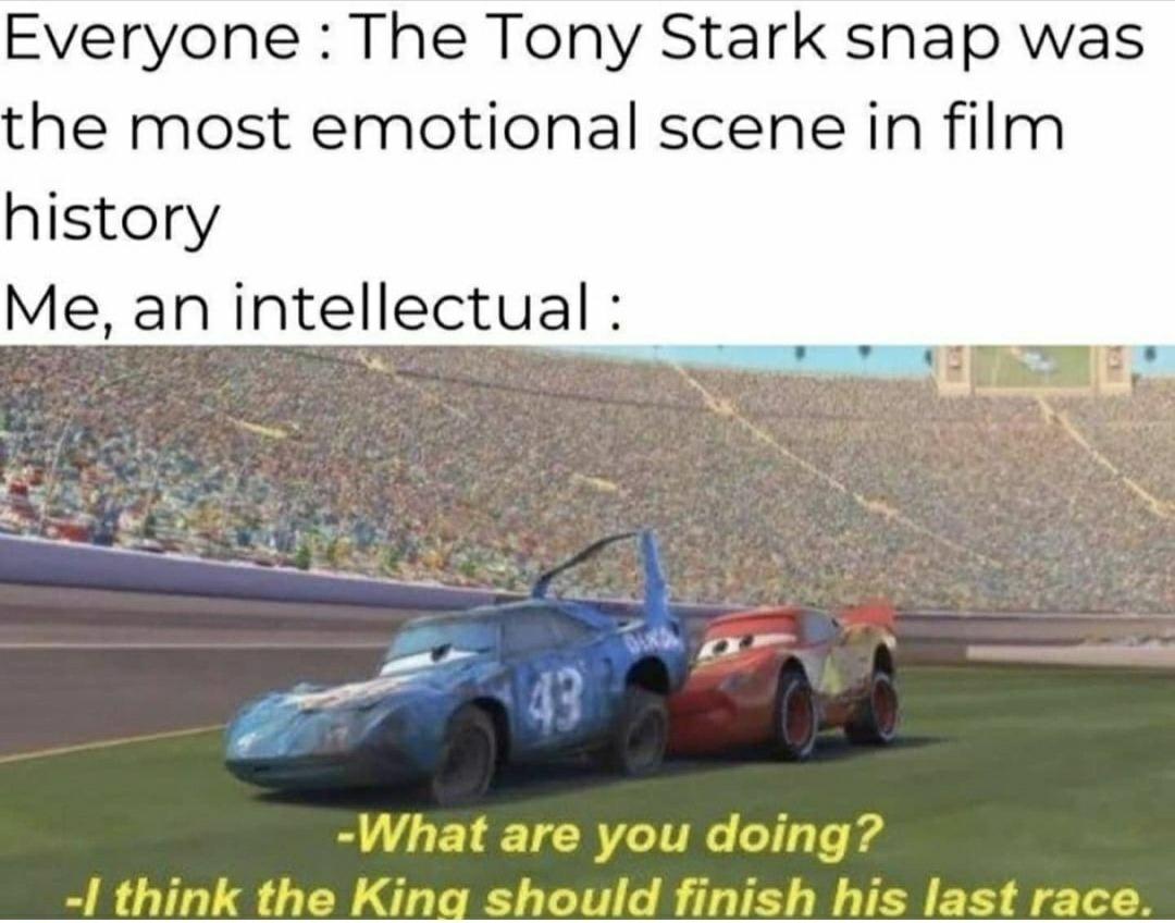 Lighting McQueen - meme