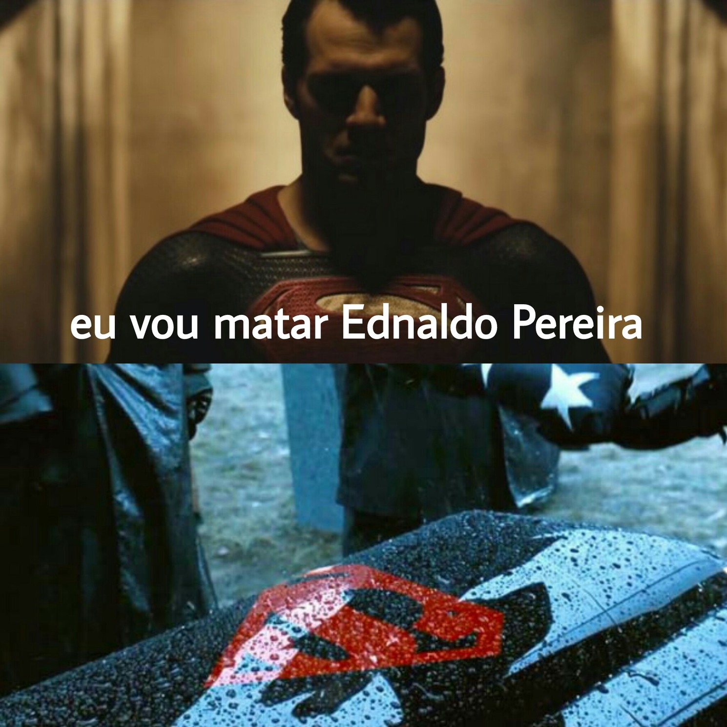 Ednaldo Pereira is unbeatable - meme