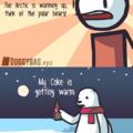 Poor polar bears