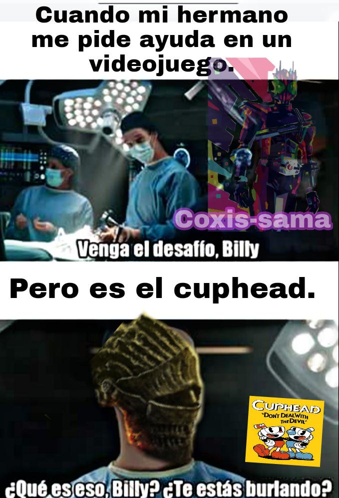 Cuphead izzi pizi - meme