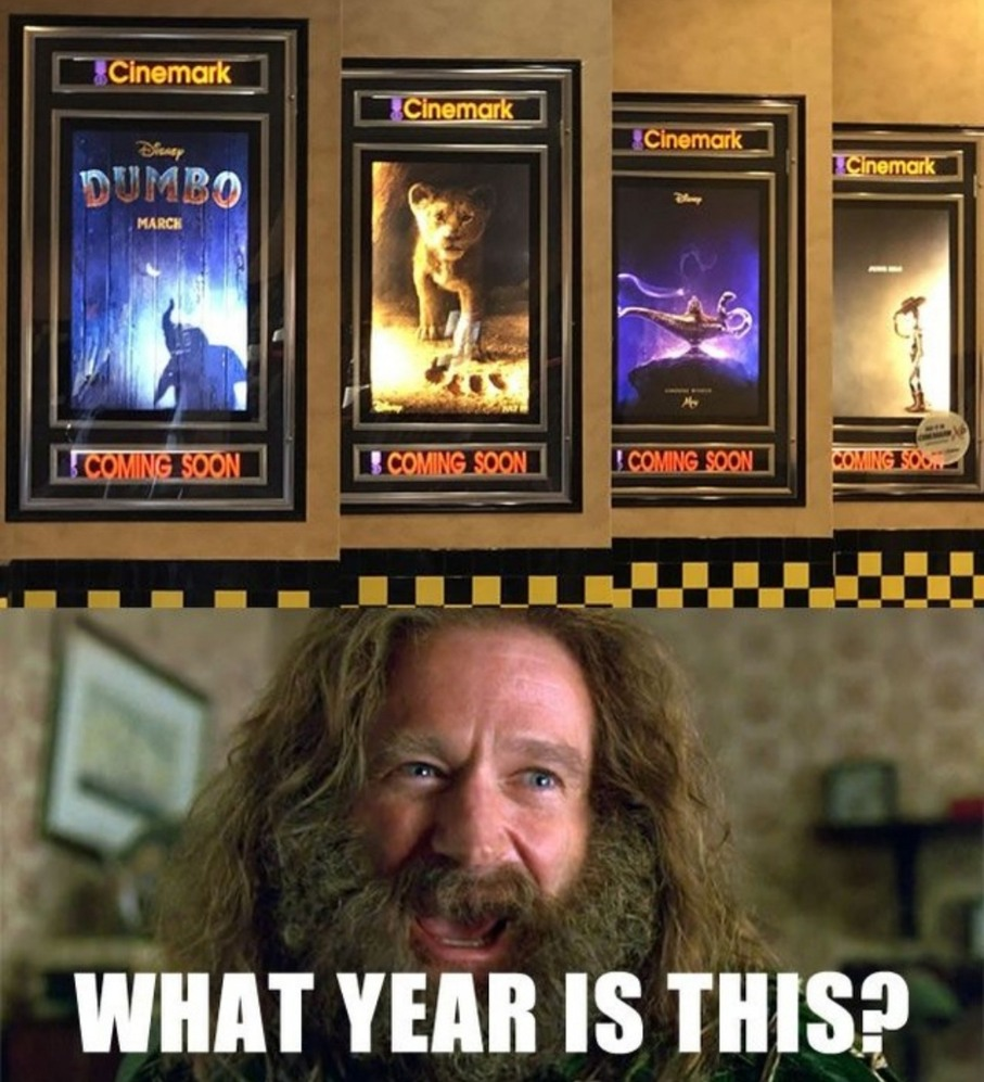 Nostalgia all around - meme