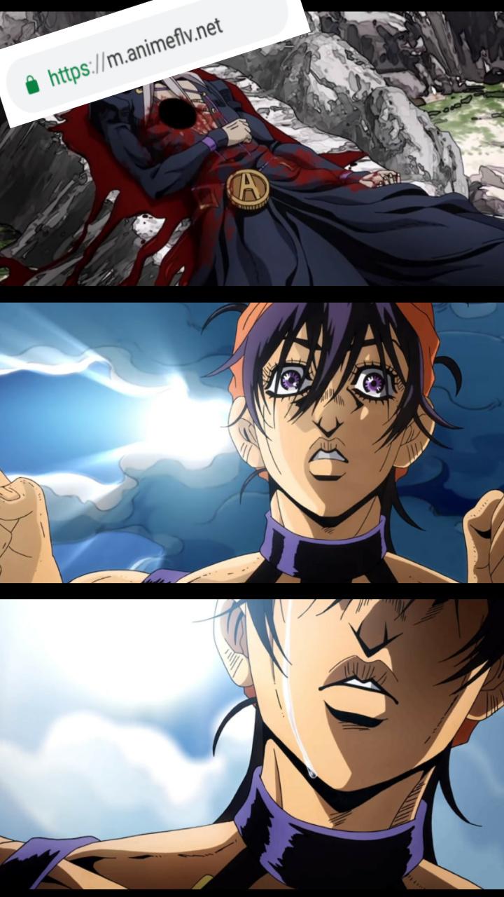 Chau anime flv para Android - meme