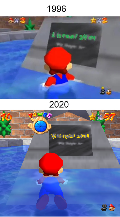 W is real 2020 - meme
