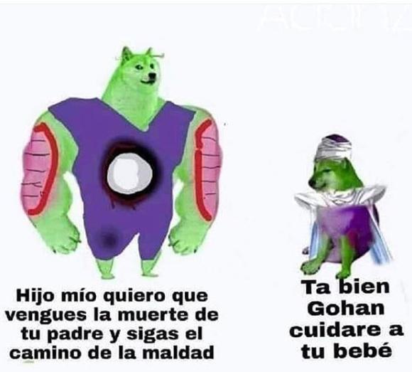 Noo Piccolo - meme