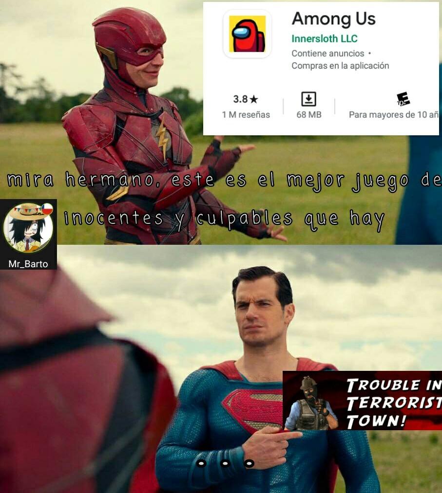 TTT, juegazo sinceramente - meme