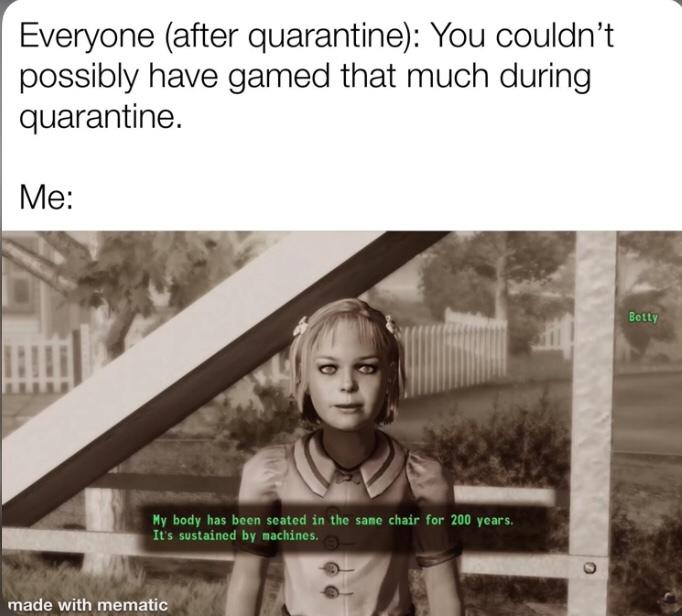 Fallout 3 - meme