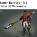 Viva Bolívar y Viva el Imperio Español
