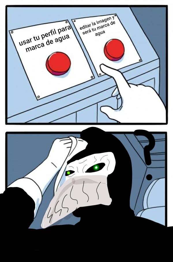 Quedo pal pico XD - meme